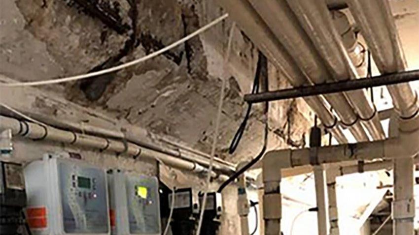 ABD'de çöken binadaki çatlaklar 36 saat önce görüntülenmiş: Göz göre göre facia