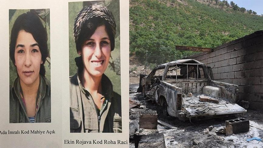 MİT'ten nokta operasyonu: İki PKK'lı etkisiz hale getirildi