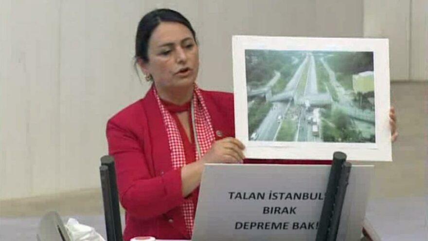 AKP ve MHP, fay yasasına 'hayır' dedi!