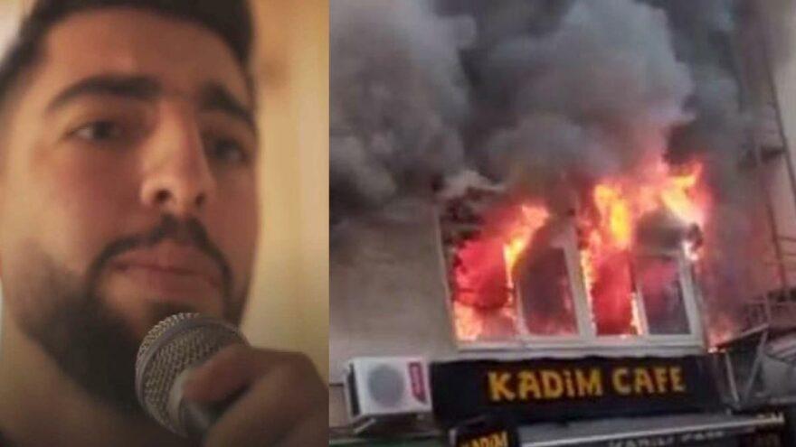 Genç müzisyenin hayatını kaybettiği yangında korkunç detay