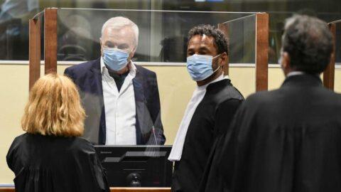Uluslararası Ceza Mahkemesi'nde 2 Sırp yetkiliyi 12 yıl hapse mahkum etti