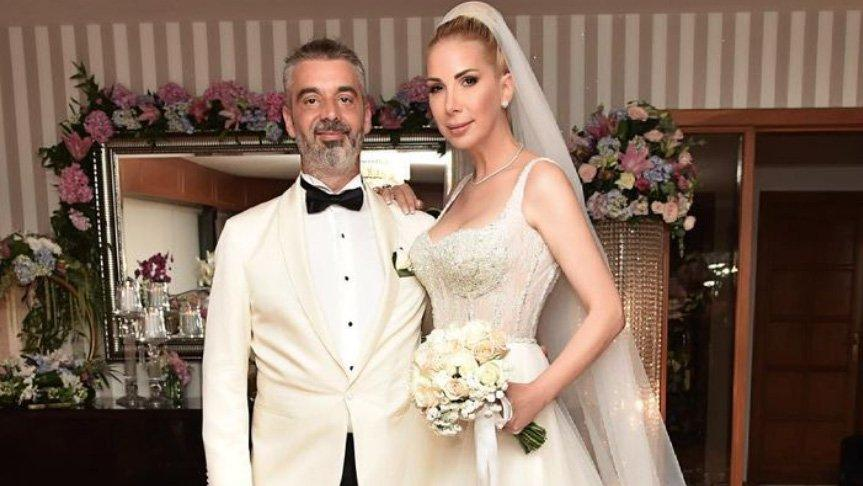 Tuğba Özerk ile Gökmen Tanaçaar evlendi