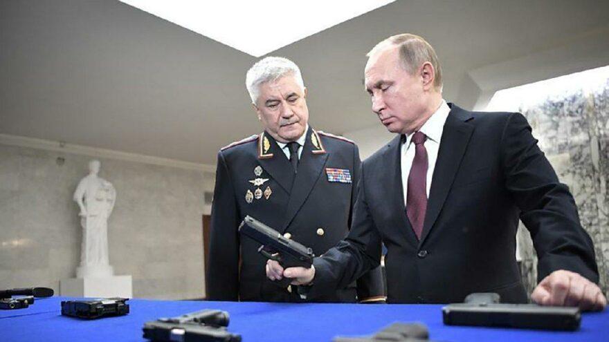 Ucu Putin'e kadar uzanıyor… İçişleri Bakanı Kolokoltsev'in gizli servetini yazan gazetecilere baskın