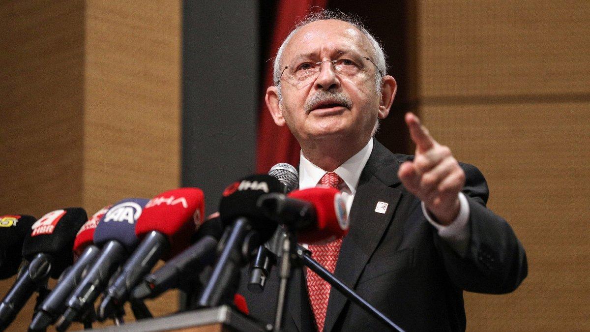 Kılıçdaroğlu'ndan Cumhurbaşkanlığı'na tepki: Önce sen tasarruf yapacaksın