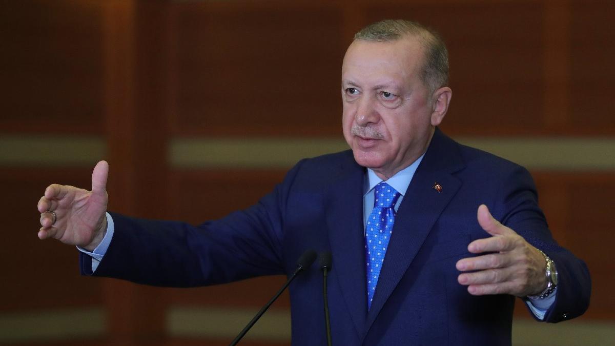 Erdoğan'dan İstanbul Sözleşmesi açıklaması