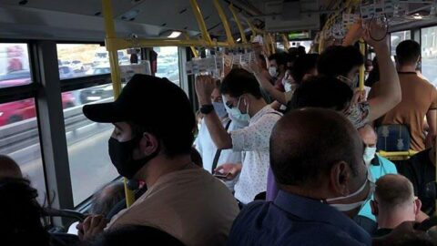 Metrobüs de İstanbul trafiği de 'normale' döndü