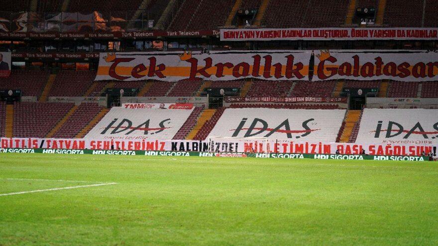 Yeni sezonda en fazla taraftar desteği Galatasaray'da olacak