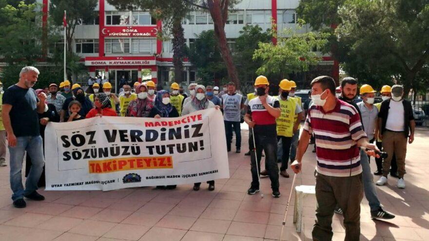 Somalı madenciler: AKP'liler sözünü tutmadı, yürüyüş başlatıyoruz