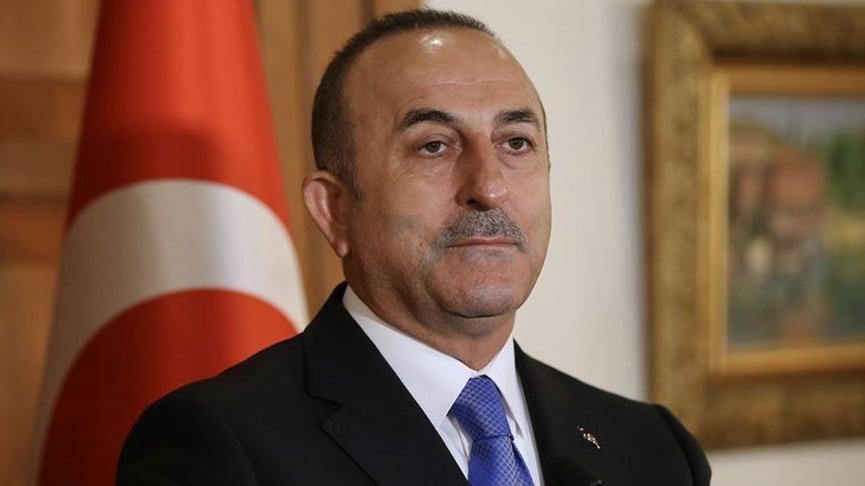 Çavuşoğlu: Özel temsilcinin atanması fikrini doğru bulmuyoruz