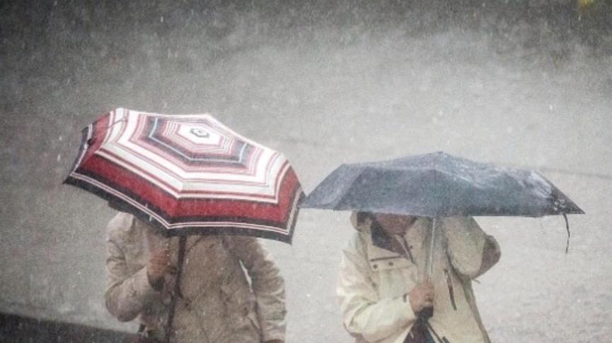 Meteoroloji'den Marmara'ya art arda kritik uyarılar: Bugün başlıyor