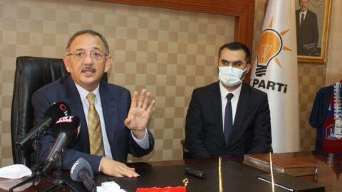 AKP'li Özhaseki: Yüzde 45 civarında oy aldık, belediyecilikte rakibimiz yok