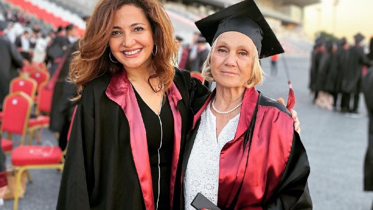 74 yaşında Cerrahpaşa'dan mezun oldu, doktorluk yapacak