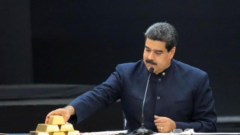 Maduro'nun yardımcısı ziyaret etmişti: Ahlatçı'nın altın şirketleri hızlı yükseldi