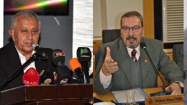 CHP'li meclis üyesi kentsel dönüşümü sordu, canlı yayın kesildi