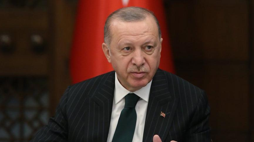 Cumhurbaşkanı Erdoğan'dan Kanal İstanbul ve Turkovac aşısı açıklaması