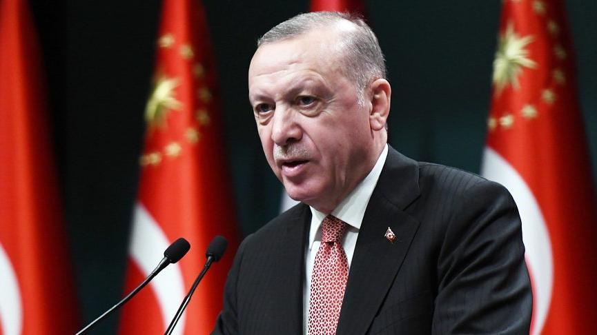 Erdoğan'dan Boğaziçi sorusuna yanıt: Bu dediğinize katılamıyorum maalesef