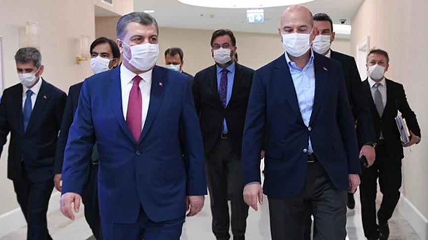 İddialarla ilgili sağlık şirketinden Süleyman Soylu, Fahrettin Koca ve Mehmet Soylu açıklaması
