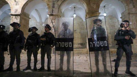 Batı Şeria'da Filistinli göstericilere müdahale: 294 yaralı