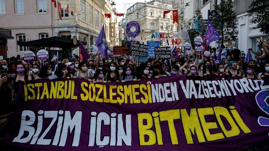 ABD'den İstanbul Sözleşmesi açıklaması