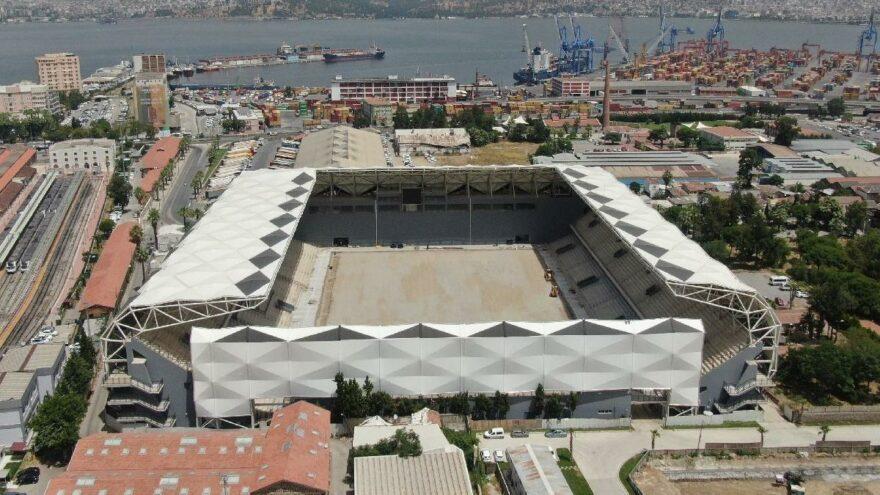 Türk futbolunda ilk resmi maçın oynandığı stat gün sayıyor