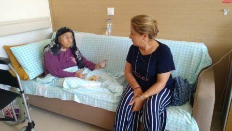 Defalarca ameliyat sözü verilen yaşlı kadın ameliyat edilmedi, yakınları isyan etti: Doktor tarafından tehdit edildik