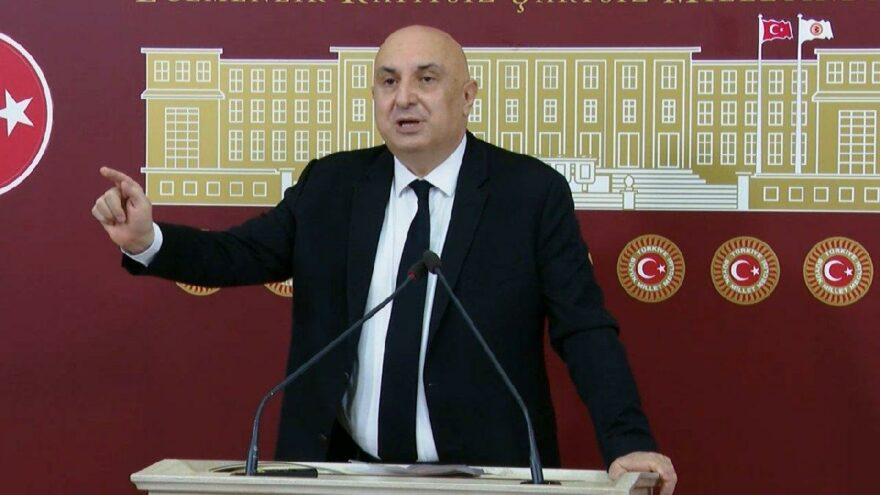 CHP'li Özkoç, Tank Palet Fabrikası önünden Erdoğan'a seslendi: Yalan söylüyorsun