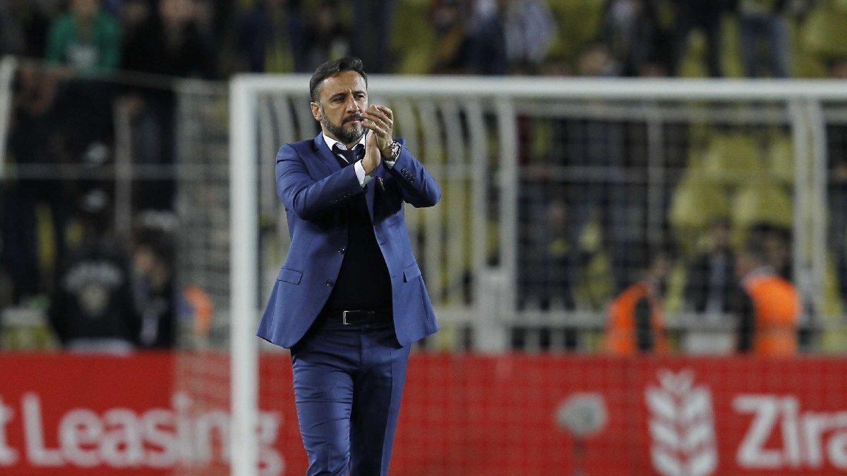 Fenerbahçe'nin yeni teknik direktörü Vitor Pereira oldu