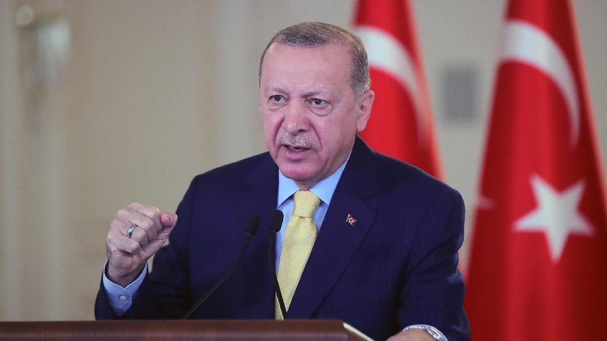 Erdoğan: Katarlıların Tank Palet'te yüzde 49 payı var