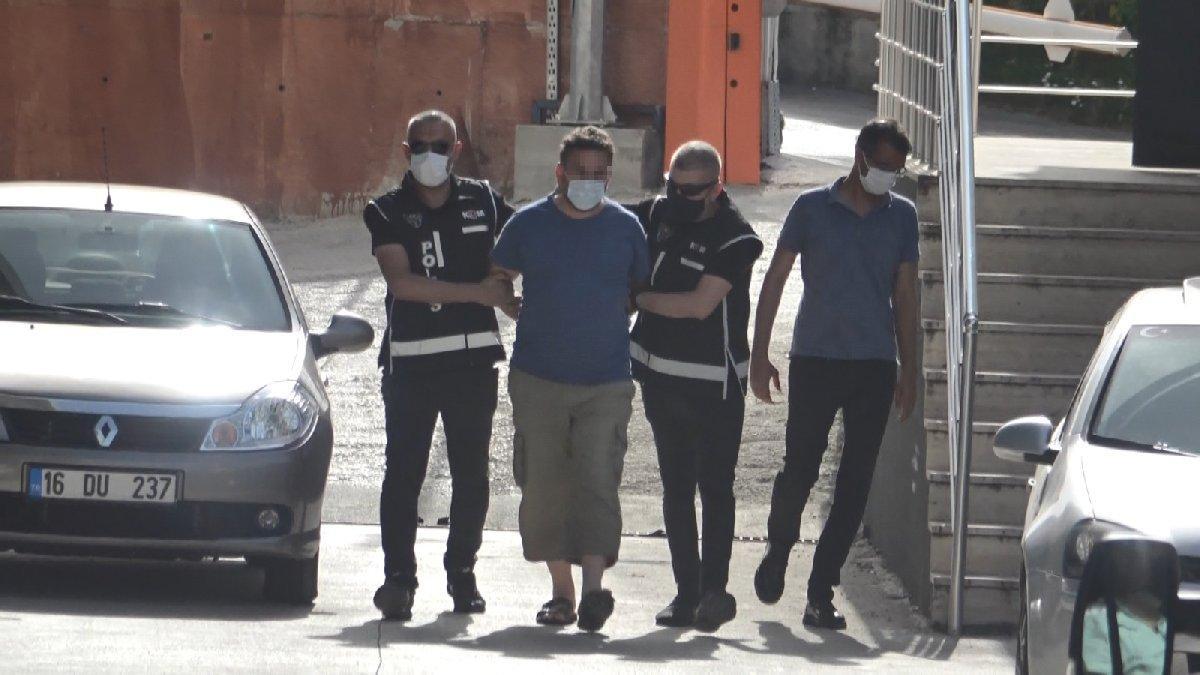 Erdoğan ve Soylu'ya hakarete gözaltı