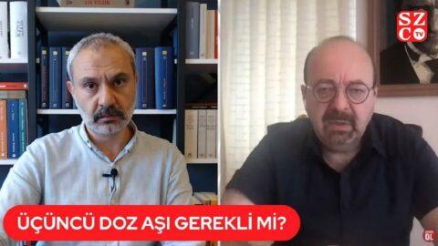 3. doz aşı gerekli mi? Sinovac-Biontech aşısı hakkında Prof. Dr. Derya Unutmaz Sözcü TV'ye konuştu!