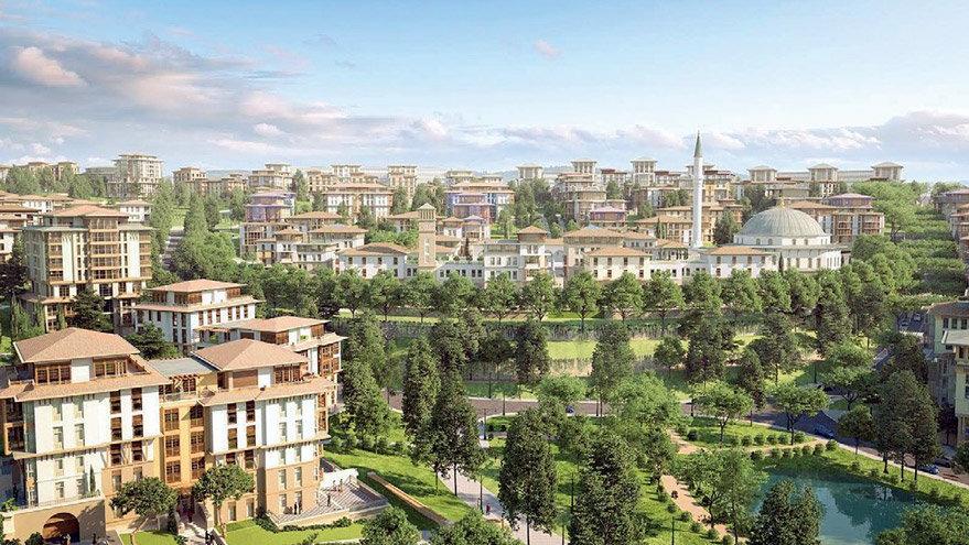 Kanal İstanbul'un ilk özel projesi belli oldu