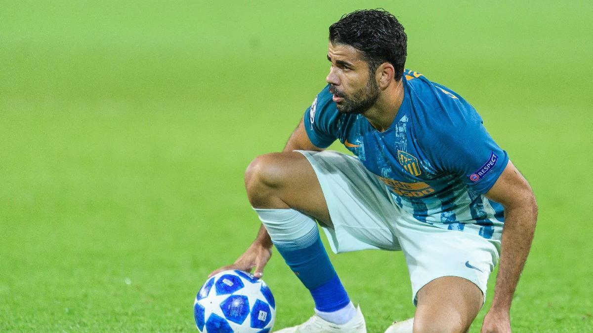 Beşiktaş'ın Diego Costa planı! Transferin parası takım içinde...