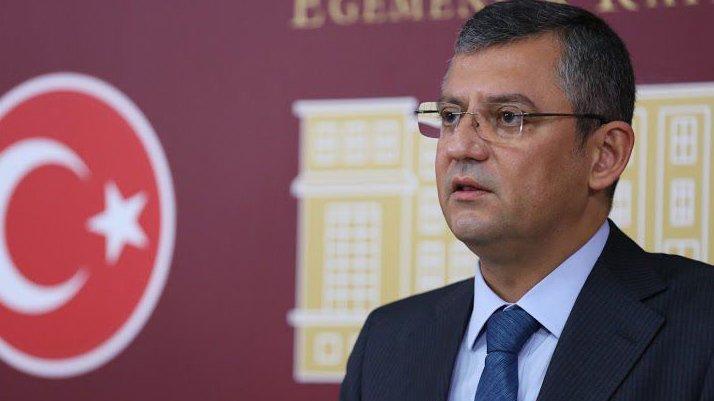 CHP, Paris İklim Sözleşmesi için Mustafa Şentop'a başvuruda bulundu