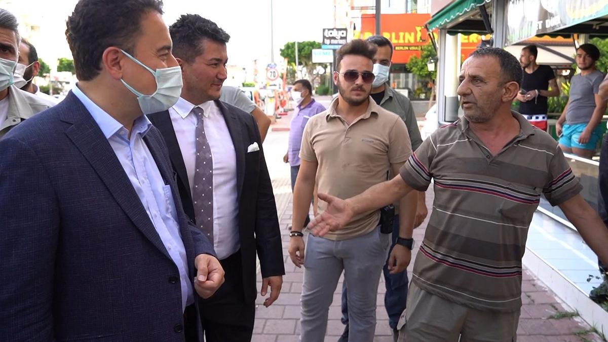 Esnaf, Babacan'a böyle dert yandı: Ülkeyi perişan ettiler