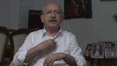 Kılıçdaroğlu 'hodri meydan' diyerek Erdoğan'a seslendi