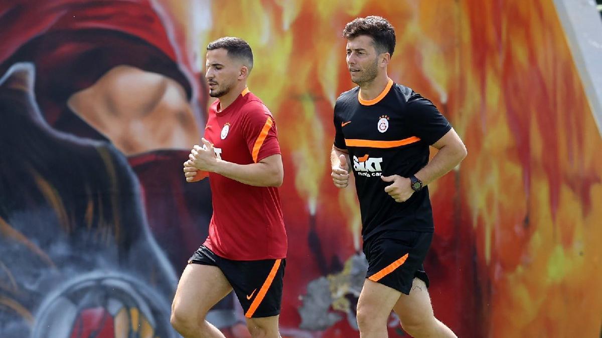 Galatasaray'dan Omar Elabdellaoui açıklaması