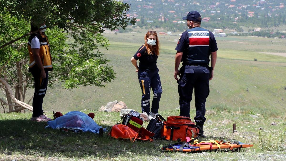 Erciyes Dağ Maratonu'na katılan sporcu hayatını kaybetti