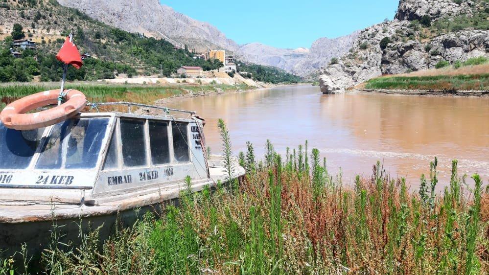 Atık sular, kuraklık ve HES... Su sporları tehklike altında
