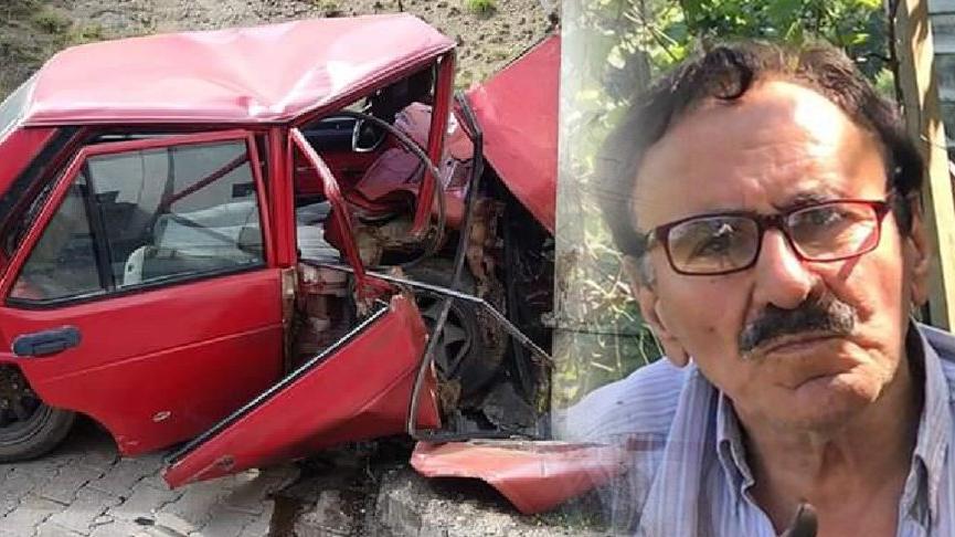 Kemençe sanatçısı kazada hayatını kaybetti