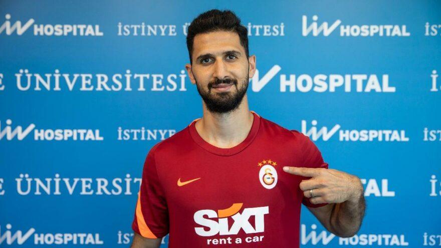 Galatasaray, Emre Akbaba ile sözleşme uzattı