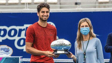 Altuğ Çelikbilek kariyerinin ilk ATP kupasını kazandı