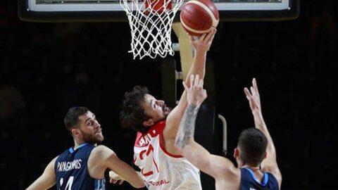 A Milli Erkek Basketbol Takımı olimpiyat şansını kaybetti