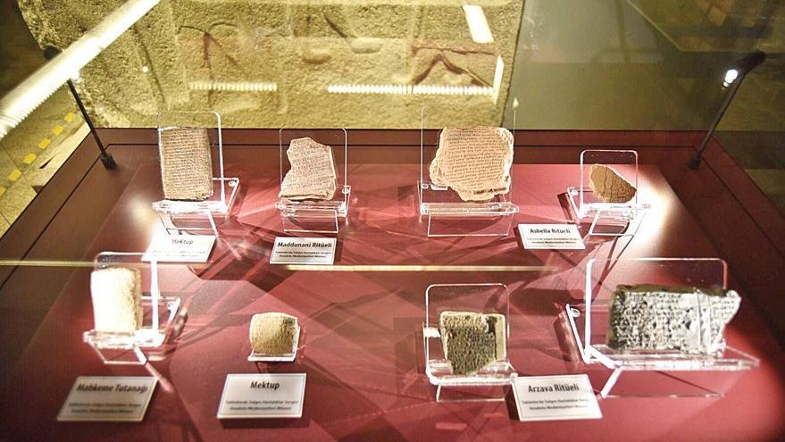 Çivi yazılarında salgının tarihi