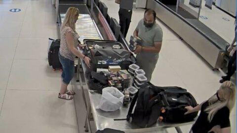 İki yolcunun valizinden çıktı, piyasa değeri 120 bin lira
