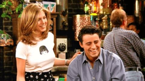 Jennifer Aniston, rol arkadaşını ilk gördüğünde pek de sevmemiş