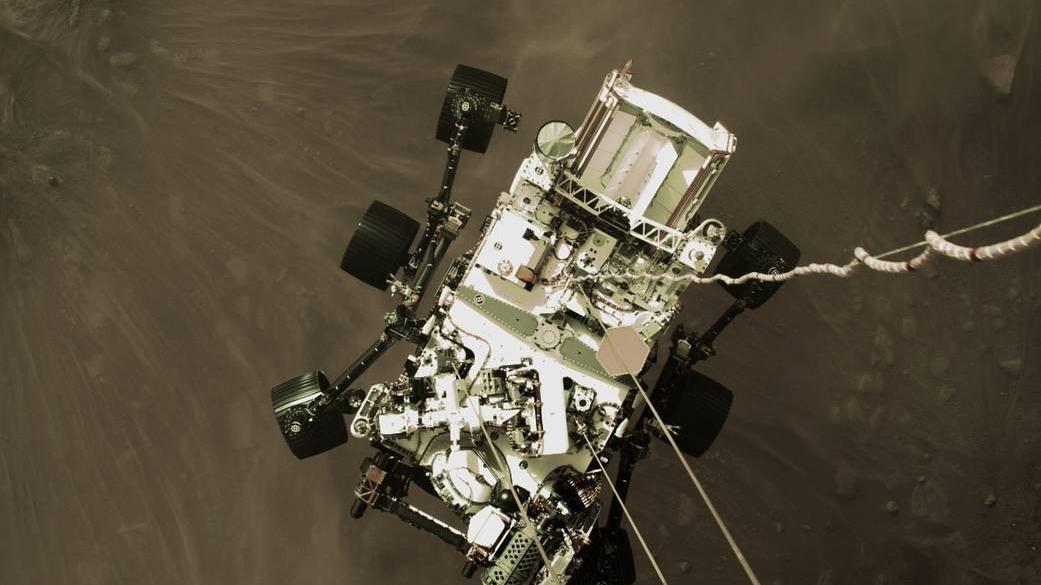 NASA, Perseverance için yeni bir teknoloji geliştirdi