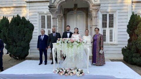 İstanbul'da şehzade düğünü
