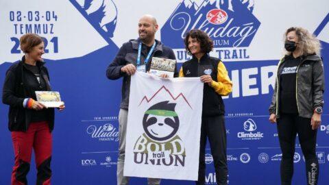 Uludağ Premium Ultra Trail Maratonu bu yıl binin üzerinde sporcunun katılımıyla gerçekleşti