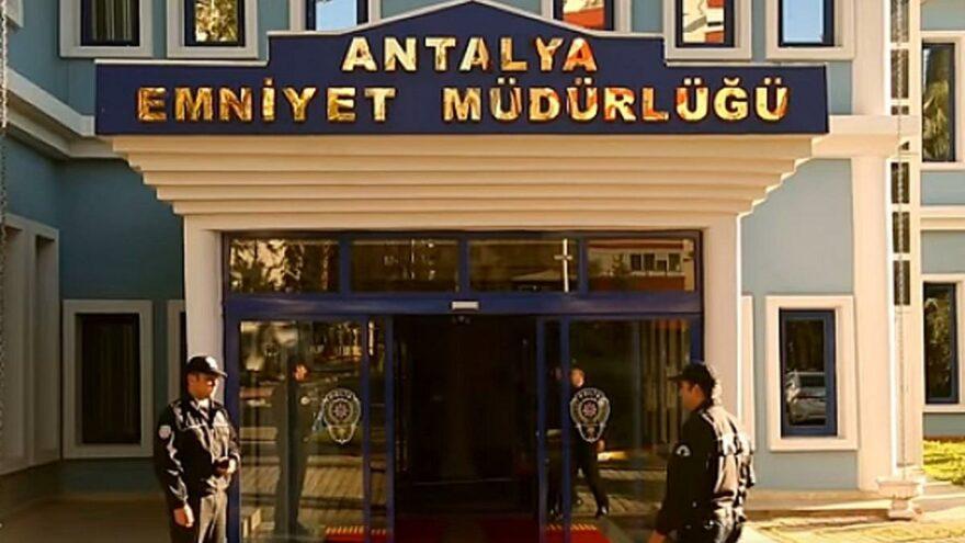 Emniyet Müdürlüğü'nün etkinliğine katılacakları AKP'liler seçti