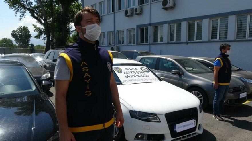 Bursa'da 10 milyonluk 'change' operasyonu